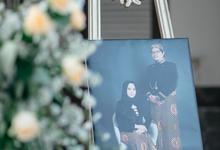 Intimate Wedding Dinda & Dimas by HR Team Wedding Group