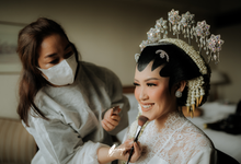 Intimate Wedding Marsha & Aji at The Sulthan Hotel by HR Team Wedding Group