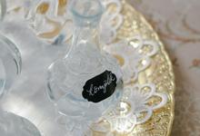 Pengajian Menjelang Pernikahan Kiki & Aksha by HR Team Wedding Group
