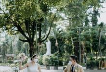 Holy Matrimony Nathaniel & Cynthya  by HR Team Wedding Group