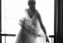 Intimate Wedding Joshua & Citta at Wyl's Kitchen  by HR Team Wedding Group