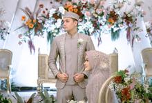 Wedding Farah & Robby at Balai Tetap Setia by HR Team Wedding Group
