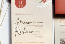 Hanum & Rochman by Haikipaper
