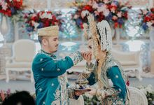 The Wedding of Mita and Mirzy by Menara Mandiri (Ex. Plaza Bapindo) by IKK Wedding