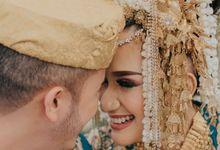 The Wedding of Mita and Mirzy by Menara Mandiri (Ex. Plaza Bapindo) by IKK Wedding