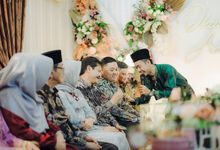 THE ENGAGEMENT OF ADIT & DHEA by Satori Planner