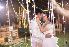 The Wedding of Michelle and Rio Loho by Nika di Bali