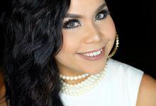 Melaney Ricardo by Beyond Makeup Indonesia