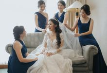 David And Agnes Wedding by Convertibledress