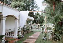 The Wedding of Robby & Hilda by Shandyatama Wedding Solution