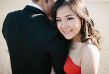 Benny and Theresia Prewedding Photoshoot  by Vivian Taslim's Make - up