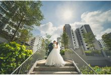 Actual Day Wedding - Huan Jin & Huey Fen by Camistry Lab
