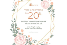 Huemince Year End Promo by Huemince