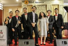Latifah & Humam Wedding Reception by Good Harmony