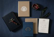 CLASSICAL ROMANCE by BloomingDays Invitation Studio