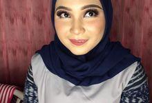 Makeup Trial by Abidahemasmakeup