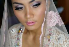 makeup simple adat nikah by Beyond Makeup Indonesia