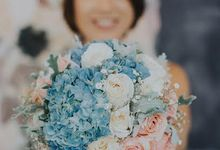 Wedding of Richardo & Hyewon by Bali Yes Florist
