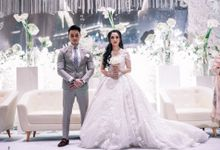 Wedding of Dika & Rani by La'SEINE Function Hall