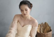 Wedding Gown by Le Clemmie by Amelia