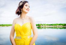 The Bride by hm photography bali
