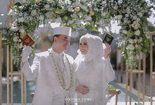 Wedding Indri dan Edi by Azila Villa