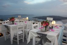 Wedding planners in Athens by Enviable Events