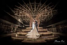 Wedding Gown by Bqueens Wedding Pte Ltd
