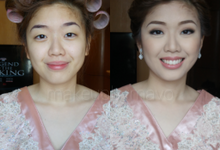 Before And After by Makeup By Mary Ann V. Obias