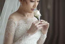 The wedding of David&Lidya by Yumi Katsura Signature