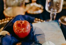 CAROLINE AND INDRA WEDDING by Glow Wedding & Event Planner