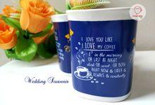 Wedding Cita dan Nizam by Mug-App Wedding Souvenir