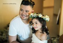 Jaypee x Melissa:  A Comedian Lover by stories.love.andthemaking