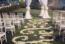 Venue Draping  by CMC EVENT RENTALS