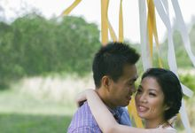 Sonny & Octaviani Singapore Engagement by Ian Vins