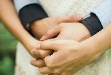 Hendra & Sarah Bali Engagement by Ian Vins