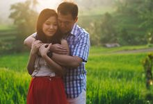 Aldrich & Lucky Bali Engagement by Ian Vins