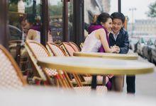 Andrew & Jane Paris Engagement by Ian Vins