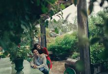 Ricky & Dessy Sydney Engagement by Ian Vins