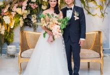 The Wedding of Arnold & Felicita by iWeddingOrganizer