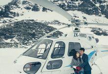 Kai Yee & Daphnie Queenstown Engagement by Ian Vins