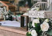 Rustic with a hint of Minimalism by A Quaint Revelry