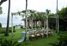 Bamboo Luze Styled Shoot by Bali Event Hire