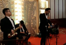 Khalida and Amri Wedding Entertainment Soundsystem  by Ibee Music