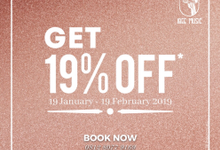 GET 19% OFF NOW !!! by Ibee Music
