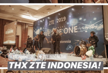 Annual Event ZTE Indonesia 2019 by Ibee Music