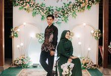 Engagement Party of Wina & Jelang by Ihya Imaji Wedding Photography