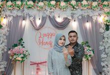 Engagement Lingg & Hanif by Ihya Imaji Wedding Photography
