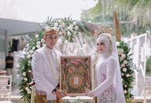 Wedding Widhi & Wulan by Azila Villa