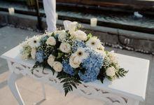 Wedding of Martin and Vita by Jimbaran Bay Beach Resort and Spa